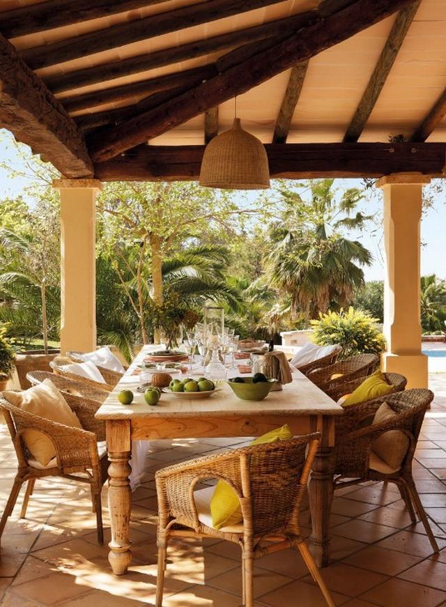 Mediterrán ház Mallorcán