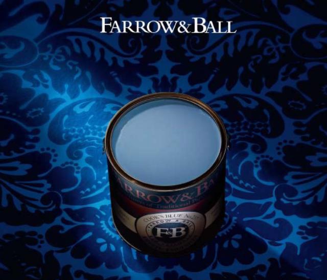 Farrow & Ball angol festék