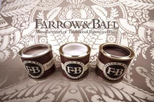 Farrow & Ball angol festék és tapéta - ragyogó színek és minták