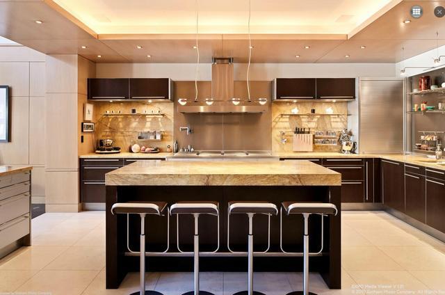 amerikai luxus penthouse lak225s t225gas tetőterasszal