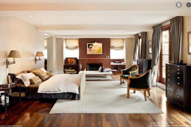 Master bedroom szülői hálószoba