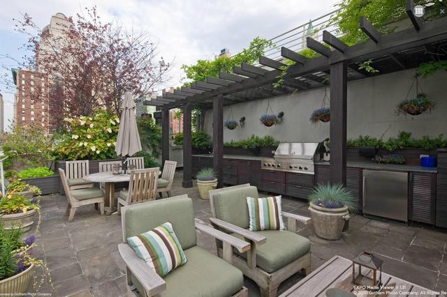 LAKBERENDEZÉS - OTTHON - DESIGN blog: Amerikai luxus penthouse lakás tágas tetőterasszal