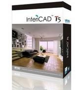 InteriCAD T5 egy professzionális szoftver kültéri és beltéri tervezéshez