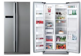 Samsung Deluxe hűtő széles belső térrel