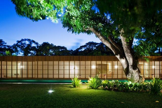 Tradicionális brazil építészet