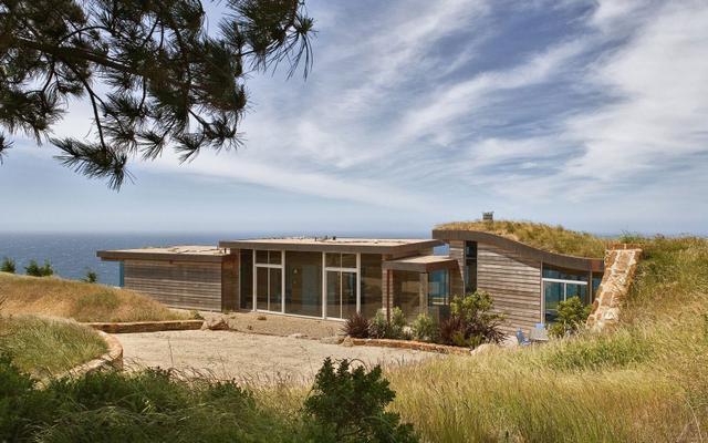 Óceánparti ház