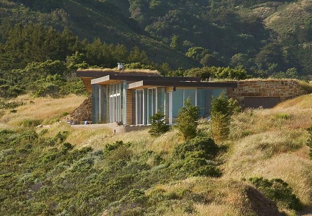 Zöld építészet amerikában