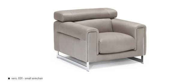 Natuzzi Etoile bőr fotel