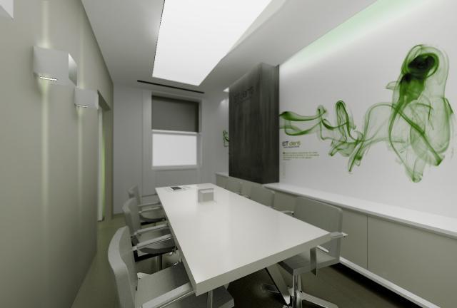 CT Dent London belsőépítészet és dekoráció