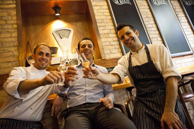 Olasz borok és olasz ételek egy helyen