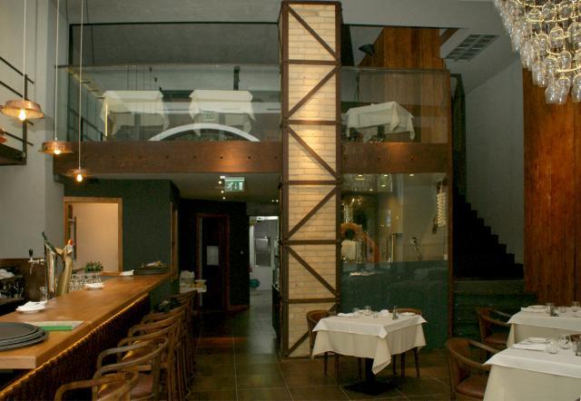 Modern olasz étterem Budapesten