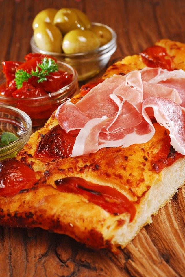 Olasz sonkás ételek