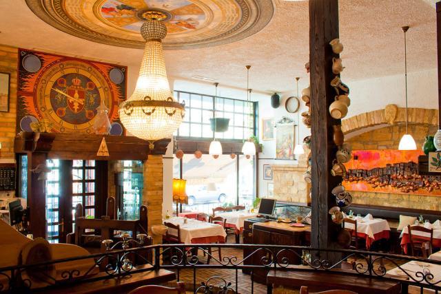 Trattoria Pomo D'oro Olasz étterem