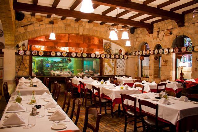 Mediterrán étterem Budapesten