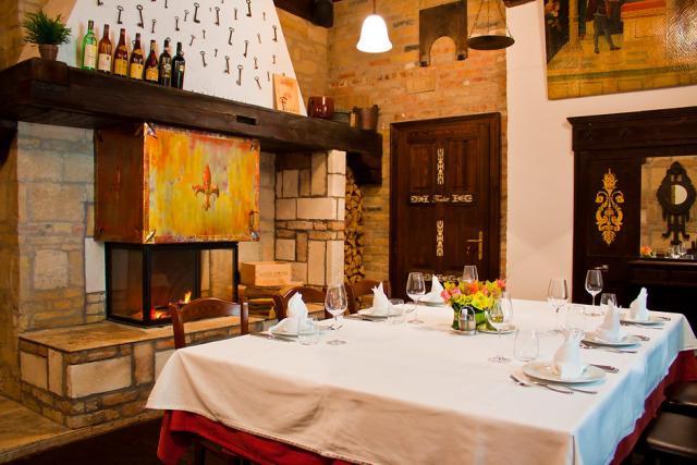 Gianni étterme eredeti olasz ételek