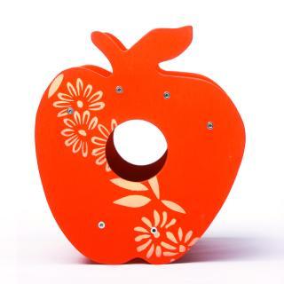 BeBird design madáretető alma forma