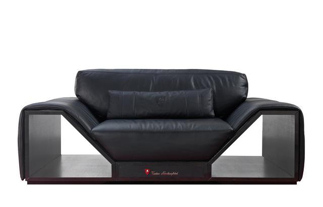 Tonino Lamborghini bőr fotel