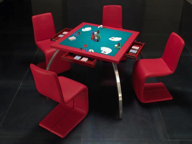 Tonino Lamborghini kártyaasztal