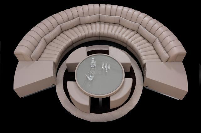 Tonino Lamborghini sarok ülőgarnitúra