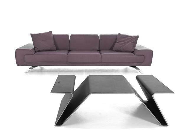 Aston Martin kanapé és dohányzóasztal