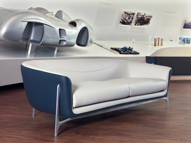 Mercedes Benz Style kanapé