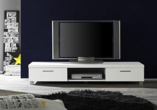 Tv szekrény webshopból modern nappalikba
