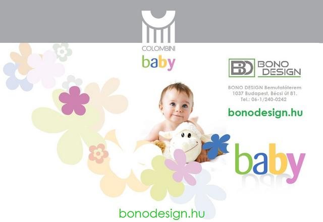 Bono Design olasz bababútor