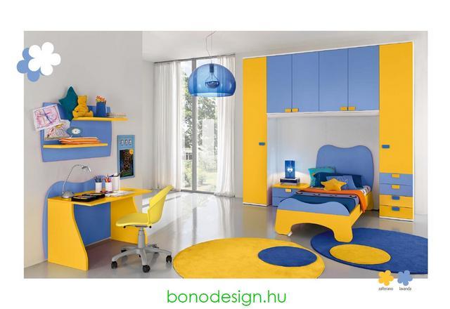 Bono Design olasz bababútor szekrény