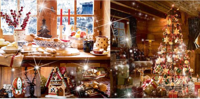 Villeroy and Boch Karácsonyi dekoráció