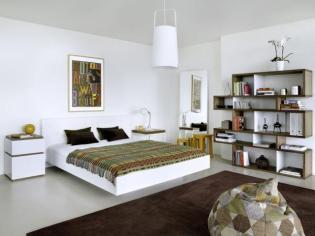 Pihentető alvás Tema Home franciaágyban