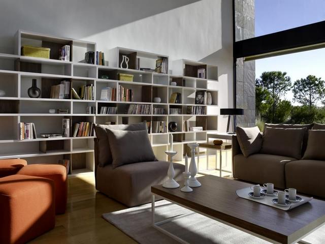 Tema Home IDdesign könyvszekrény