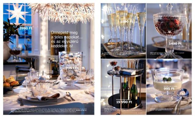 Ikea 2012 karácsonyi katalógus