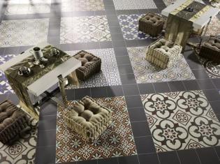 A cementlap és terazzo mint dekoraítv burkolat