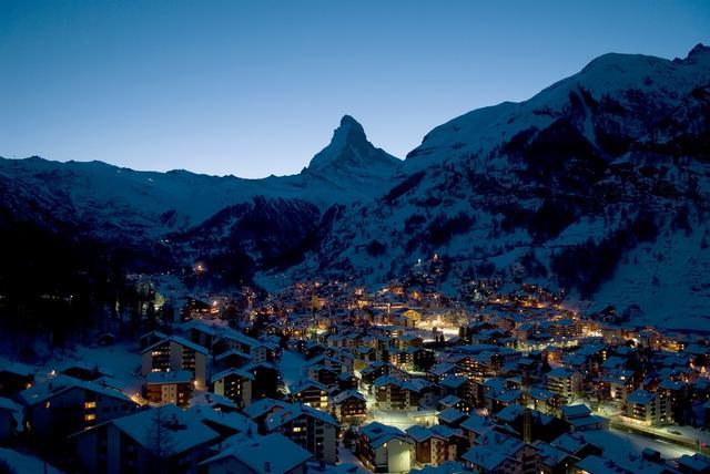 Zermatt Svájc