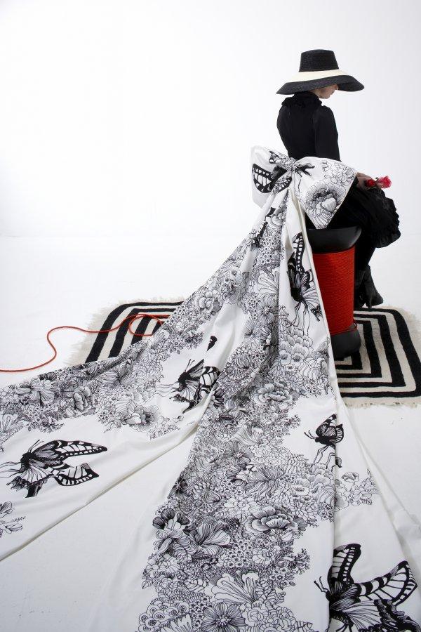 Lakástextil stylist finn design