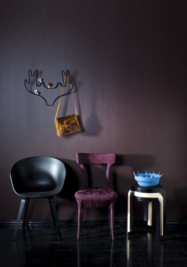 Rénszarvas fogas  és design székek