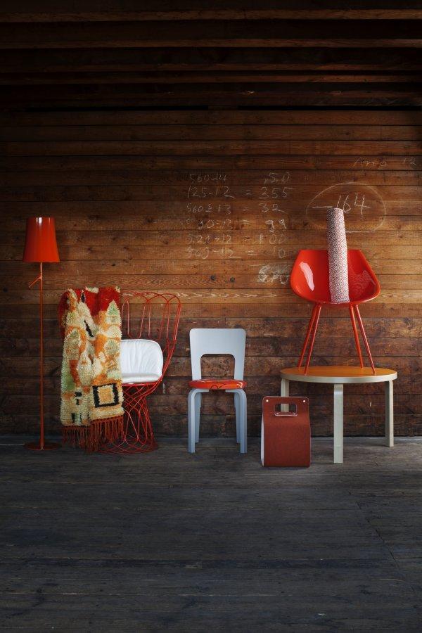 Design szék styling munka
