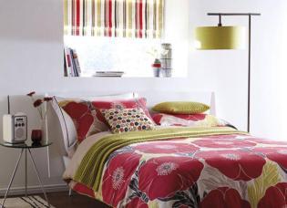 Harlequin angol lakástextil és tapéta ragyogó színekben