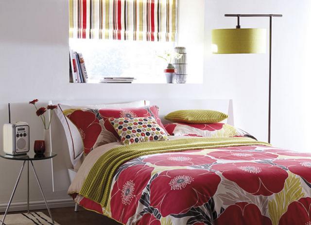 Harlequin ágytakaró, ágynemű