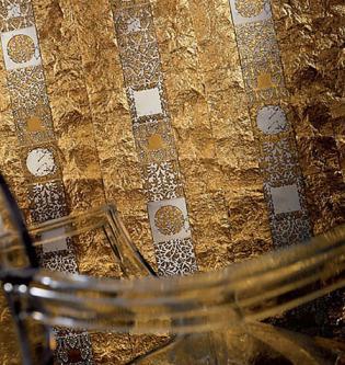 Fémes csillogás és patchwork folthatás a kőburkolat trendekben