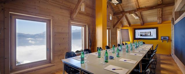 Meeting room, prezentációs szoba