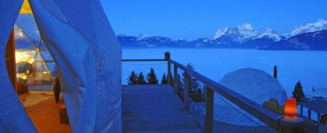 Panoráma Genfi-tó