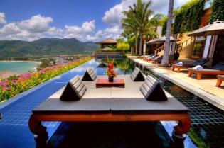Thaiföldi nyaralás ötcsillagos környezetben