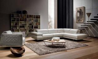 Natuzzi Preludio új ergonómikus kanapé az igazi relax érzésért