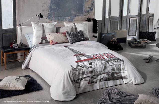 Mintás ágytakaró