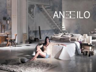 Antilo spanyol ágytakarók a hálószoba díszei