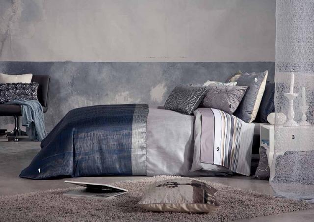 Divatos ágytakaró modern