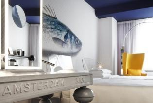 Az IVANKA és a Marcel Wanders Studio közös munkája az Andaz Amsterdamban