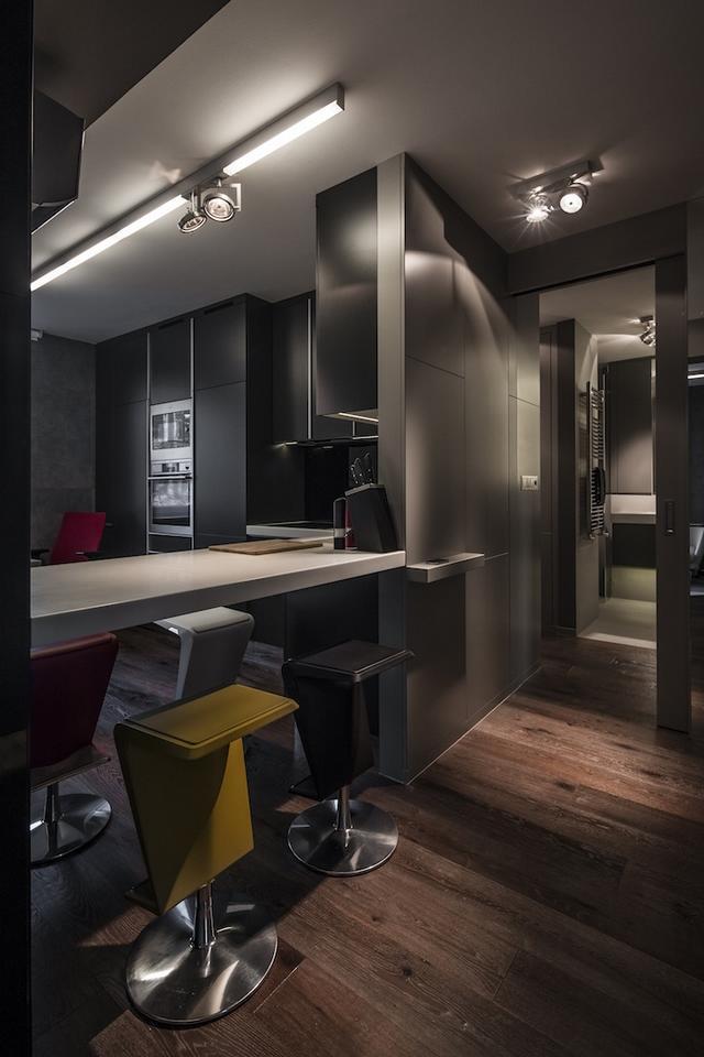 Kis alapterületű lakás lakberendezés