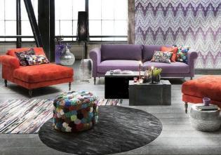 Dán nappali és étkező bútorok az IDdesign 2013-as katalógusában